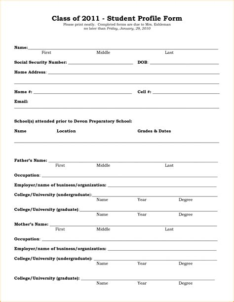 personal biography sample personal biography outline images how to