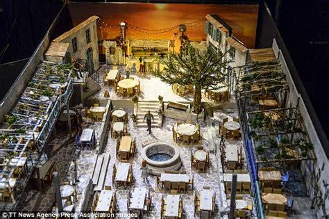cafe near design museum abba s bjorn ulvaeus announces opening of mamma mia themed