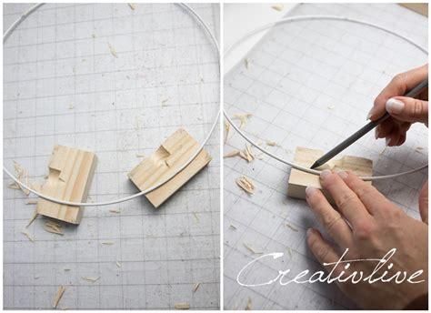 diy kerzenhalter ring creativlive