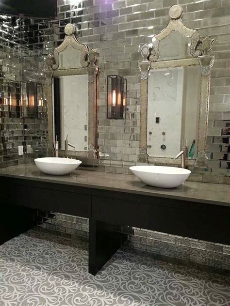 Industrial Modern Bathroom Decor Posh Bathroom Gilmore Design Interior Design