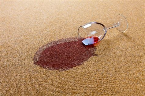 wine spill on couch cleaning tips how to clean red wine spills on carpet and