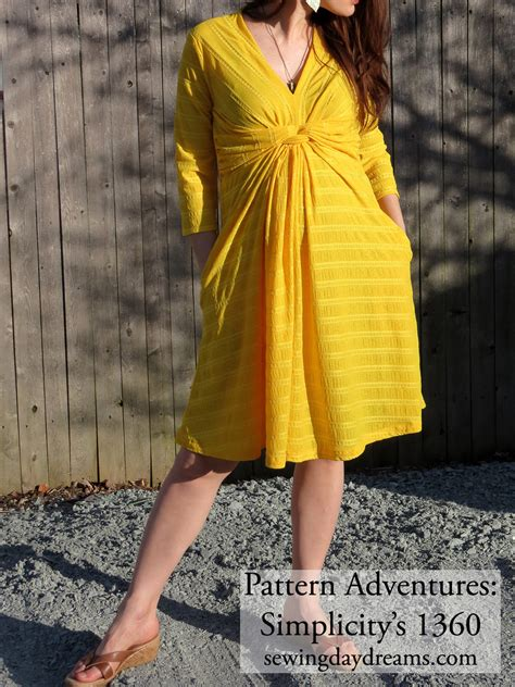 pattern review vogue 1360 pattern adventures review of simplicity pattern 1360