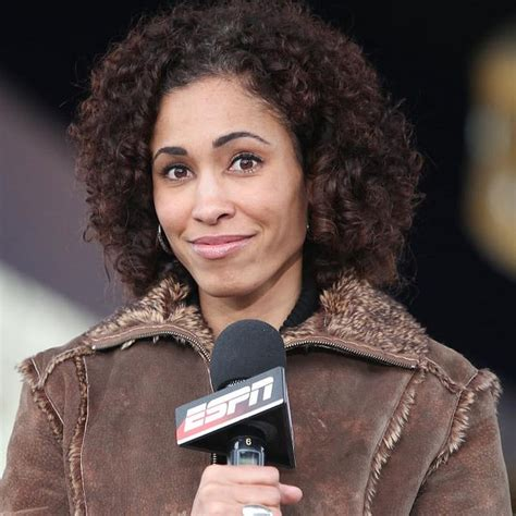 sage steele jonathan bailey picture of sage steele