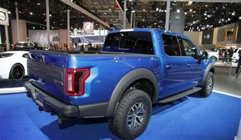 2020 All Ford F150 Raptor by All New 2020 Ford F 150 Raptor Hosts A Wider Bumper And