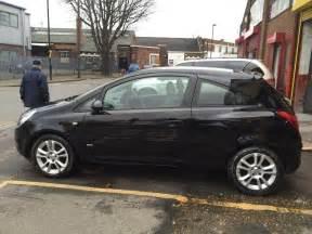 Vauxhall Corsa 2 Door Vauxhall Corsa 1 2 Litre 2008 Black Colour 2 Door Clean