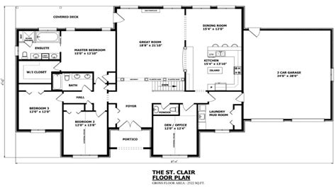 home plans ontario canadian home designs floor plans custom home designs