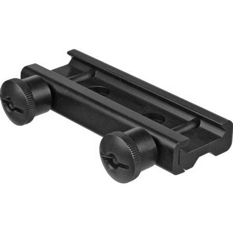 Weaver Rail Picatinny Adapter Rail Rail Converter Rail Picatinny trijicon acog picatinny rail adapter ta51 b h photo