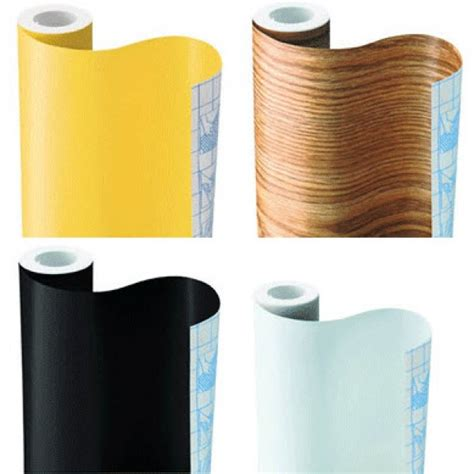 how to cover kitchen cabinets self adhesive contact paper 1m or 15m roll assorted design