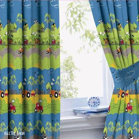 farm animal curtains new hilltop farm lined curtains 66 quot x 72 quot childrens