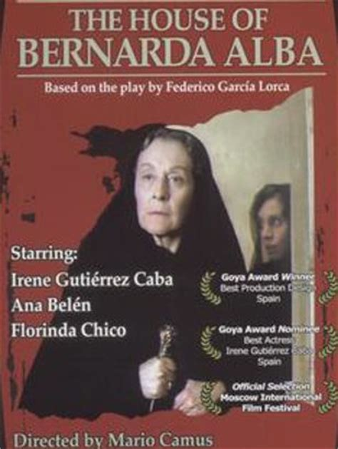 the house of bernarda alba the house of bernarda alba 1987 mario camus related allmovie