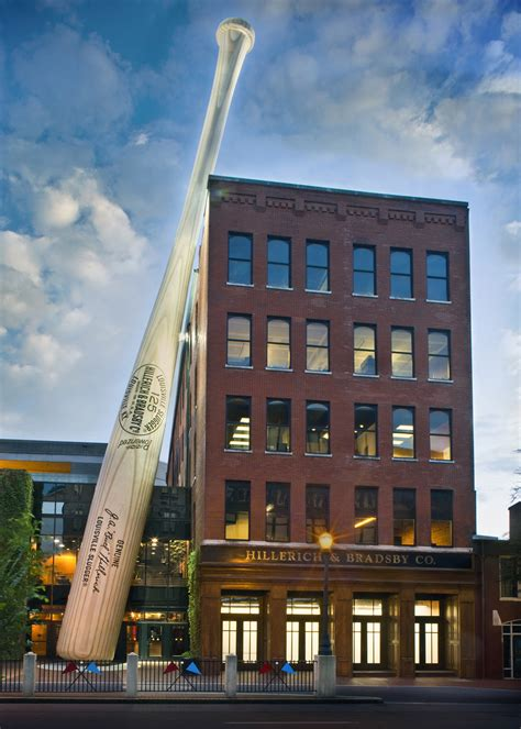 louisville slugger museum factory louisville kentucky 48 hours in louisville village voice