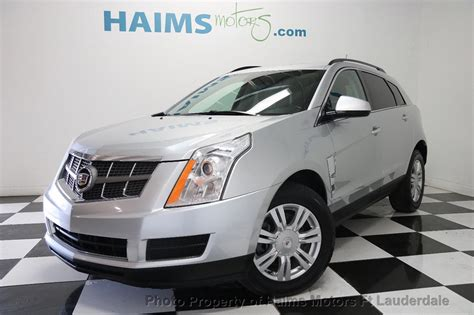 how does cars work 2012 cadillac srx parking system 2012 used cadillac srx fwd 4dr at haims motors serving fort lauderdale hollywood miami fl