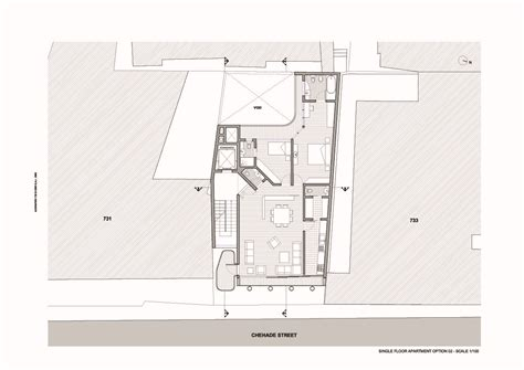 What Is A Floor Plan by Gallery Of Achrafieh 732 Bernard Khoury Architects 12