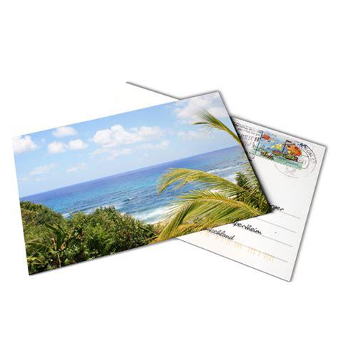 Hochwertige Postkarten Drucken Lassen postkarten drucken mit deinem eigenem foto