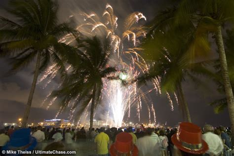 fireworks miami new years new years fireworks stock photos from miami florida