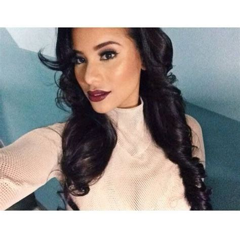 cyn santana hair cyn santana makeup gorgeus ladies pinterest