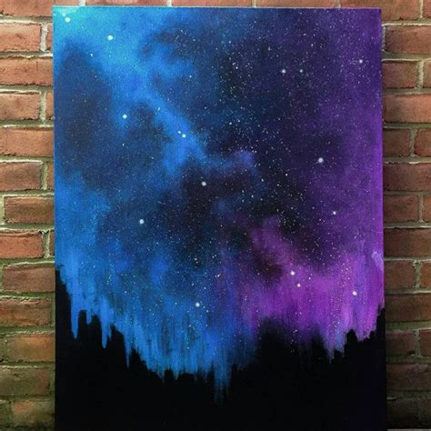 acrylic painting galaxy best 25 galaxy painting acrylic ideas on
