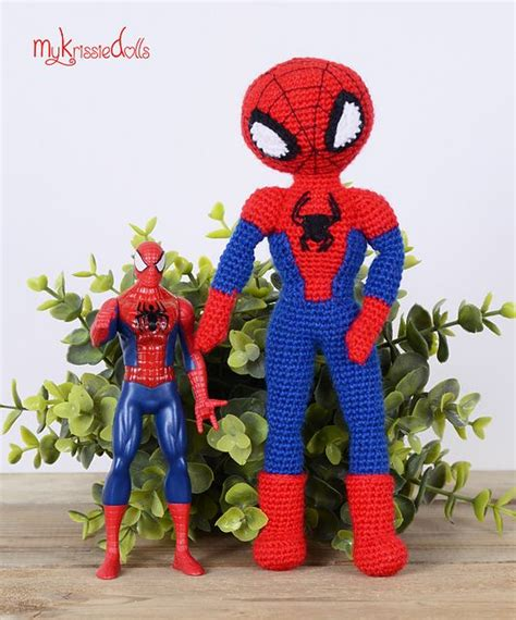 spiderman amigurumi pattern free 90 best spiderman images on pinterest