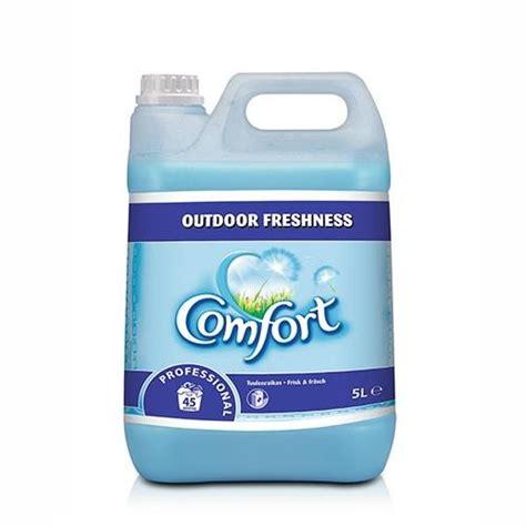 comfort fabric softener uk comfort original fabric softener 1x5 litres vip clean