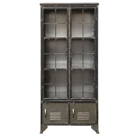Locker Cabinets by Metal Locker Cabinet W 4 Doors Da5075