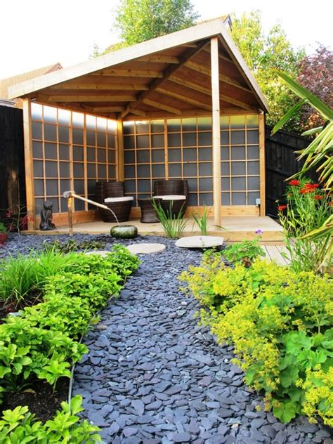 16 Irresistible Asian Patio Designs For Your Backyard Asian Patio Design