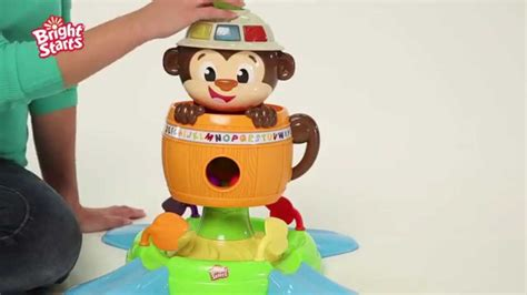 Bright Starts Hide And Spin Monkey bright starts a hide n spin monkey