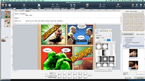 picture book software comic 3 turn your into a comic book retcons