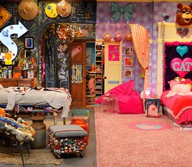 cat bedroom sam and cat bedroom pictures to pin on pinsdaddy