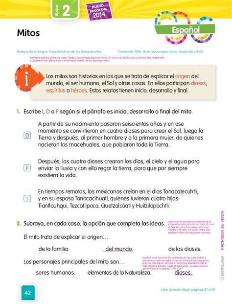 guia santillana 6 grado contestado de maestros guia santillana 6 grado 2016 para maestros guia santillana