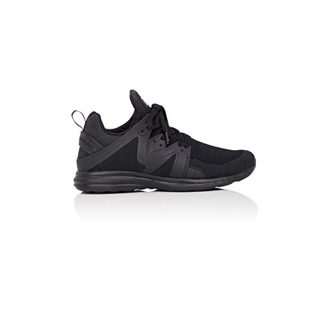 athletic propulsion labs shoes athletic propulsion labs ascend sneakers in black lyst