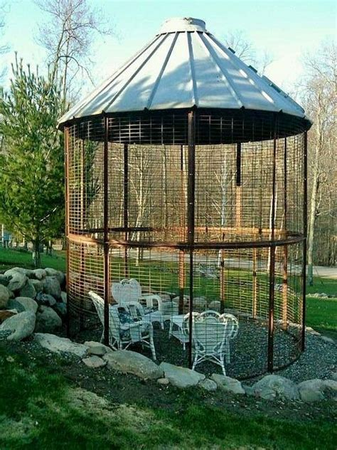 Metal Corn Crib For Sale by 1000 Images About Corn Crib On Gardens Pool