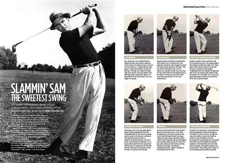 sam snead golf swing video sam snead golf swing bing images