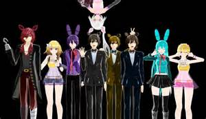 Mmd fnaf we are family video link by silverthd on deviantart