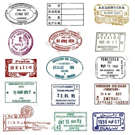 passport background pattern vector passport sts st vector my free photoshop world