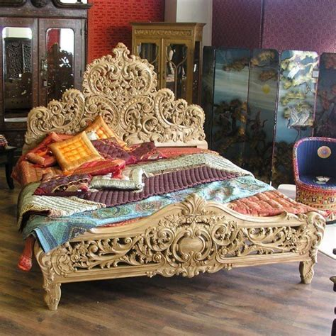 wood carving bed 45 best images about furniture bed on pinterest