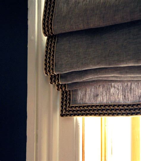 no sew shades from mini blinds 25 best ideas about linen shades on