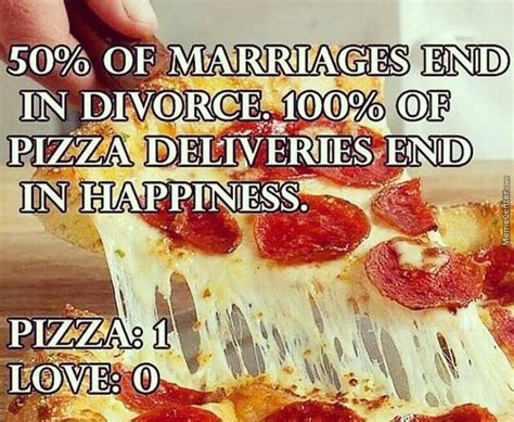 Memes About Pizza - pizza vs love by getmahbread meme center