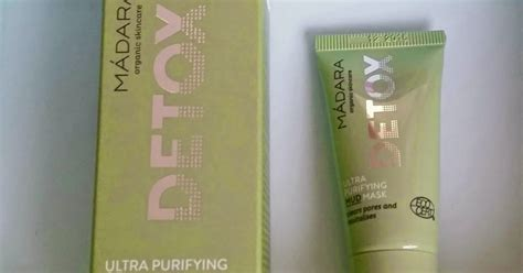 Detox Rupaul Silver Mask by In My Humble Opinion Madara Detox Ultra Purifying Mud Mask