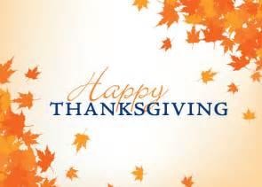 thanksgiving card just b cause