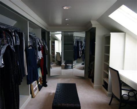 Attic Wardrobe by Attic Works Walk In Closets