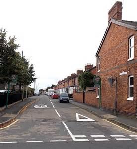 home zone barnard street home zone wem c jaggery geograph
