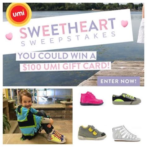 umi children s shoes valentine s day sweepstakes momma in flip flops - I Love Shoes Sweepstakes