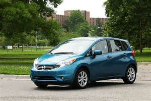 Nissan Versa Note Sl 2014 Nissan Versa Note Sl Front Three Quarter 02 Photo 18