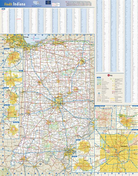utah state wall map by globe turner indiana state wall map by globe turner