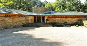Falling Water Floor Plans travel on the level kentuck knob the ultimate frank