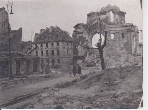 warsaw post war reconstruction to present page 93