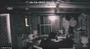 of two breaking into a s home and bashing