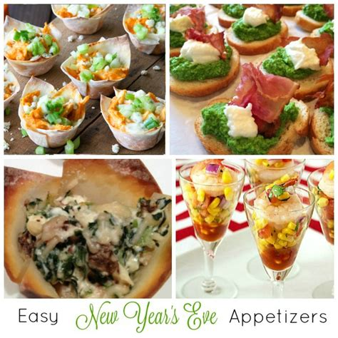 easy new year appetizer recipes 8 amazingly easy new year s appetizers basilmomma