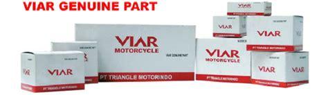 Spare Part Viar viar serius tingkatkan layanan purnajual carmudi indonesia