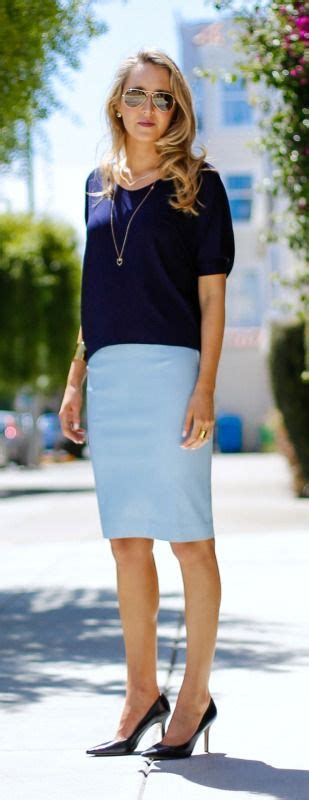 light blue pencil skirt 245 best images about present yourself on pinterest